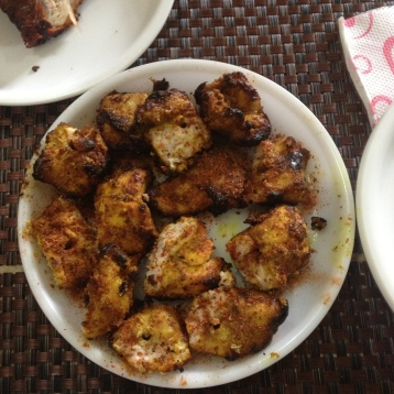 Chicken Fry at Punjab Da Dhaba