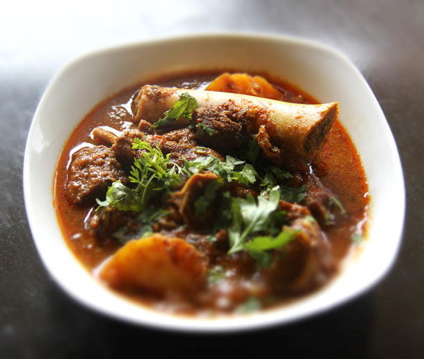 South Indian Lamb curry