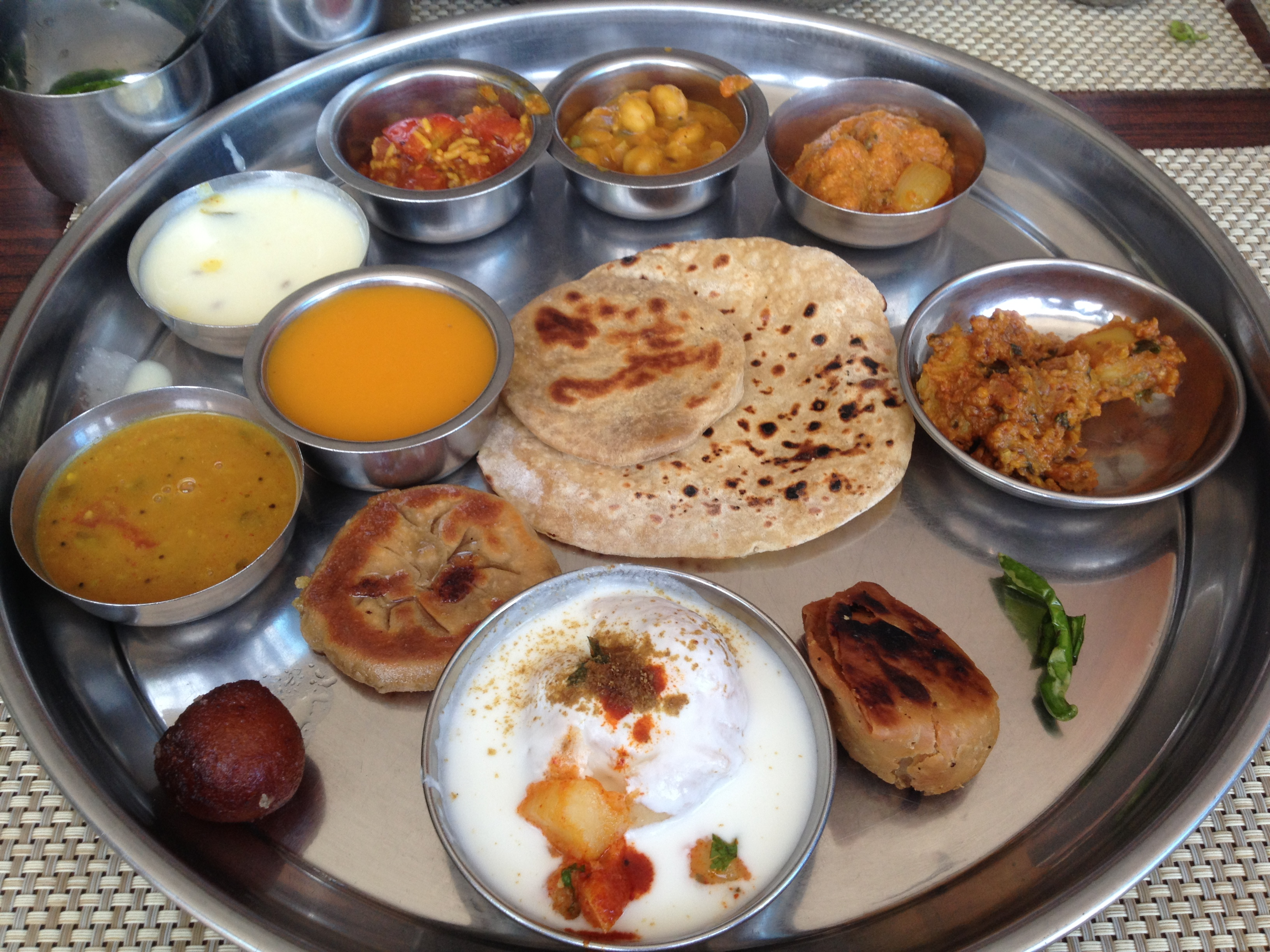 What to eat in India 93