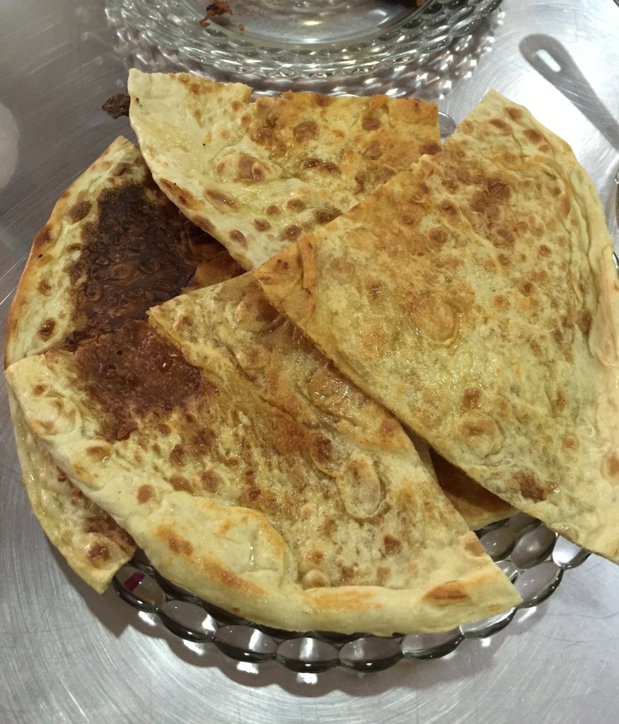 Flatbreads that soak up the delicious gravies