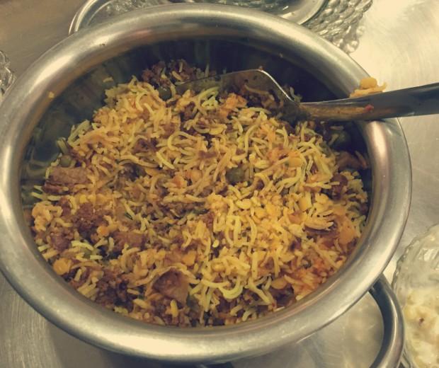 I would eat more khichdi if it were Kheema Khichdi